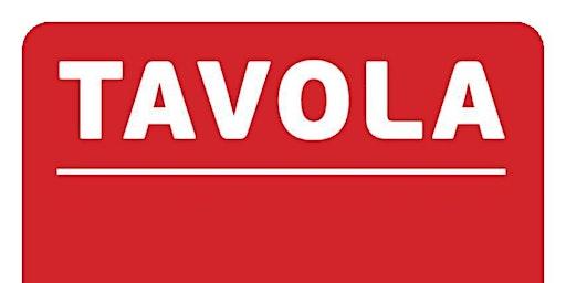 Tavola 15-17 March 2020 / Tavola 15- 17 Mawrth 2020