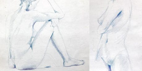 Akt & Figürlich Zeichnen | Zeichenkurs im Stellwerk | 07.11. - 05.12.2019 billets