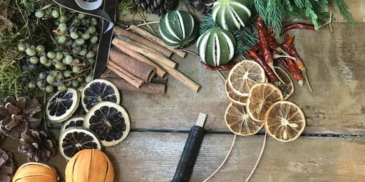 Festive Wreath Making Workshop