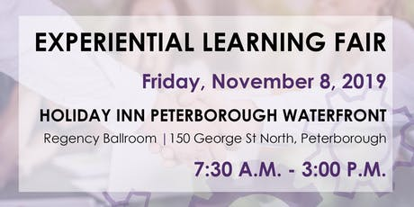 Experiential Learning Fair - Information Session & Trade Show tickets