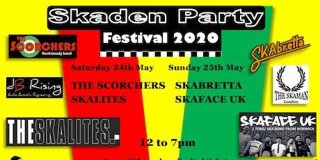 Skaden Party 2020 tickets