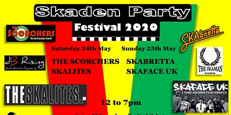 Skaden Party 2020 tickets