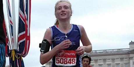 AMMF's  Silver Bond Place application form - Virgin London Marathon 2020 tickets