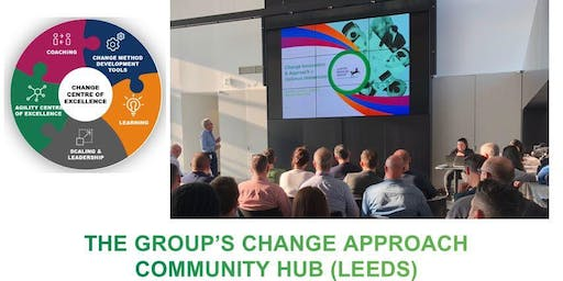 Group's Change Approach Community Hub Event - Leeds