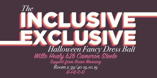 The Inclusive Exclusive Halloween Fancy Dress Ball