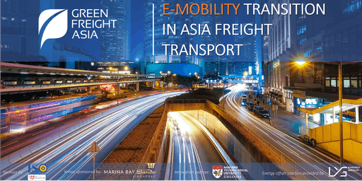 Green Freight Asia Annual Forum 2019