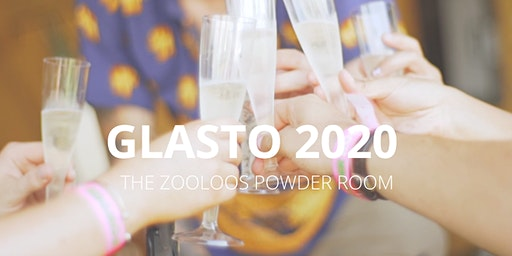 Glastonbury Zooloos Powder Room 2020 Yurts