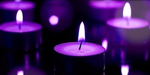 DOVE Program 1st Annual Candlelight Vigil: Honoring Victims & Survivors