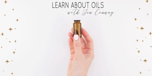 Essential Oils Lunch & Learn