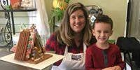 Make your own Gingerbread House - Session 4 - 1 PM