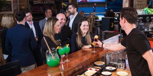 Cocktail réseautage pour les experts du voyage