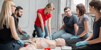 FREE Basic Life Support Training for GPs