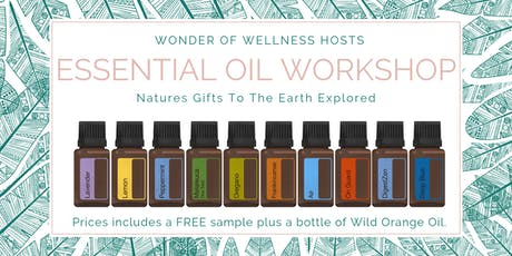 Essential Oil Magic Workshop  tickets