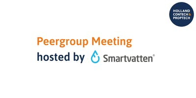 Peer Group Meeting  #0088  hosted by Smartvatten