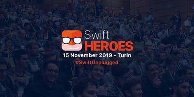 Swift Heroes 2019 - The International Swift Conference (15 November)