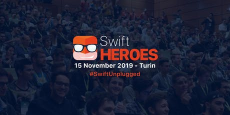 Swift Heroes 2019 - The International Swift Conference (15 November) tickets