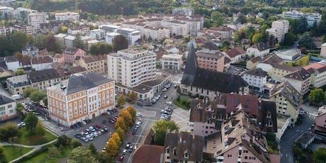 Saint-Julien-en-Genevois, à la fois centre et périphérie billets