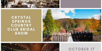 Crystal Springs Country Club Bridal Show
