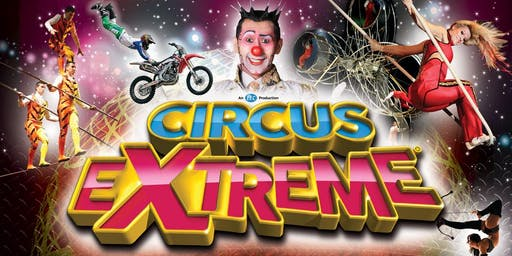 Circus Extreme - Plymouth Central Park