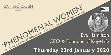 'Phenomenal Women' 2020: Eva Hamilton tickets