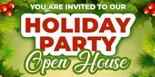 Holiday Open House at the Zone