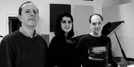 Adrian Iaiés y el Colegiales Trio ingressos