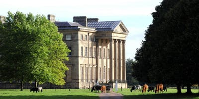 Mansion Timed Tickets for Attingham Christmas: Inspired by Nature