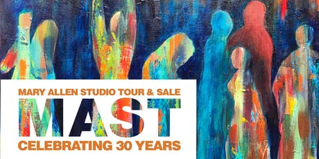 Mary Allen Studio Tour 30th Anniversary tickets