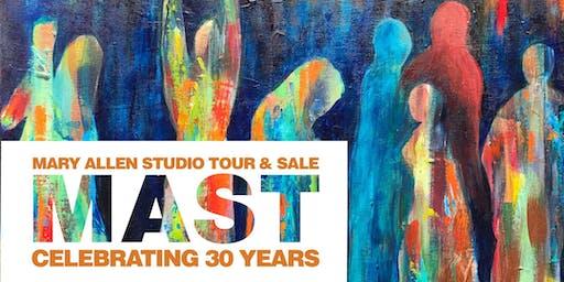 Mary Allen Studio Tour 30th Anniversary