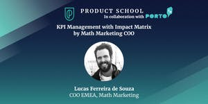 KPI Management with Impact Matrix by Math Marketing COO