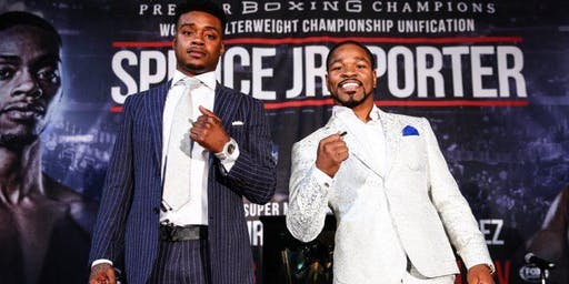 PPV Spence vs Porter New Orleans Watch Party