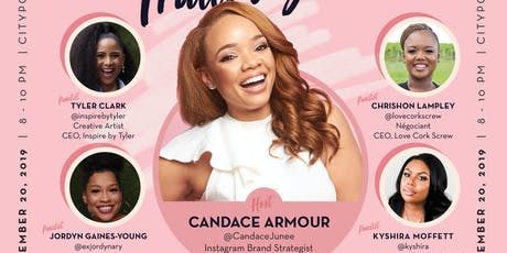 Girls' Night Out | Go-Getter Mixer ft. Chicago Trailblazers tickets