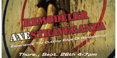 Elevations by Hines: Remodeler Axe Throwing