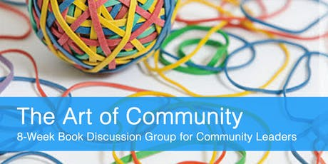 The Art of Community - Book Discussion Group tickets