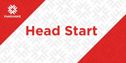 Fanshawe Head Start for students starting in January 2020