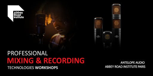 Professional Mixing & Recording Technologies Workshops