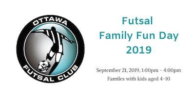 Futsal Family Fun Day 2019