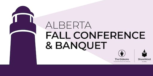 2019 Gideons Alberta Fall Conference