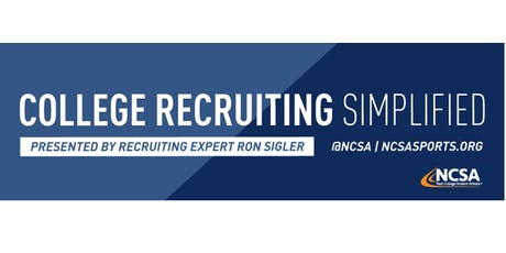 College Sports Recruiting 101 Presented by Recruiting Expert Ron Sigler tickets