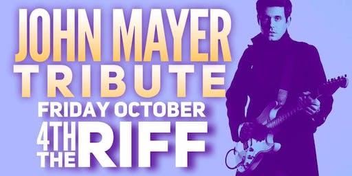 John Mayer Tribute