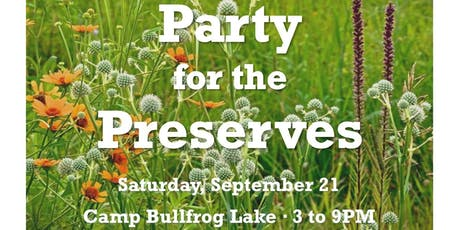 Party for the Preserves tickets