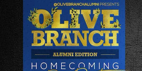 Olive Branch: Alumni Edition [2019 SpelHouse Homecoming Day Party] tickets
