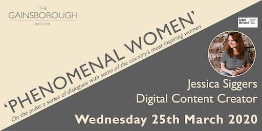 'Phenominal Women' 2020: Jessica Siggers