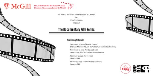 Documentary Film Series - Trick or Treaty with Melissa Mollen Dupuis