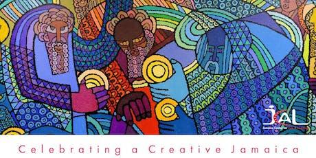 Celebrating a Creative Jamaica - JCAL Annual Fundraiser 2019 tickets