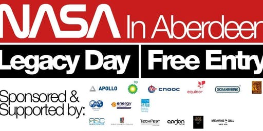 Free Day: NASA in Aberdeen Legacy Day 2019