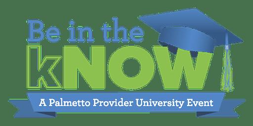 2020 Annual Provider Summit Greenville