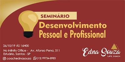 Seminário Desenvolvimento Pessoal e Profissional