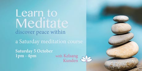 Learn to Meditate (in Guelph) tickets