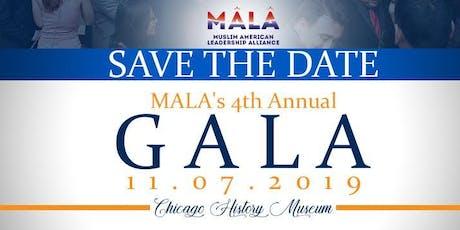 MALA's 4th Annual Gala tickets